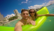 UNREAL HAWAII GOPRO