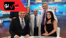 Large Facial Tumor Removal, Parotid Gland: The Doctors TV Show