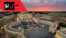 Great views of VATICAN City, St. Peter's Basilica, Rome - [HD]