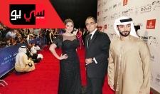 Red Carpet at 12th Dubai International Film Festival 2015 by Film Awards TV