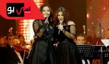 حفل اصالة نصري بمهرجان الموسيقى العربية 2016 كامل  دار الاوبرا المصرية اليوبيل الفضي
